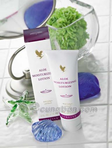 Kem dưỡng ẩm lô hội Aloe Moisturizing Lotion mã số 063,
