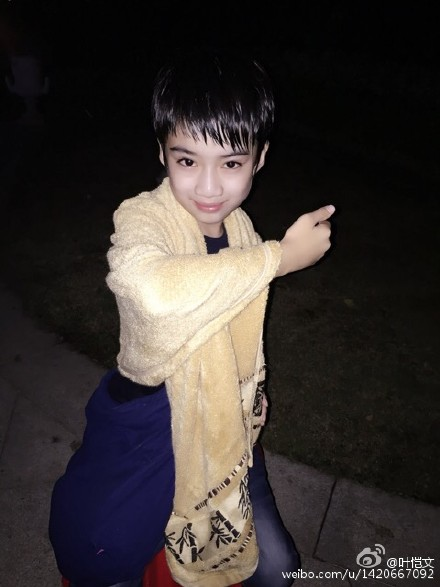 Ye Kaiwen China Actor