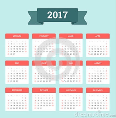 free 2017 calendar download
