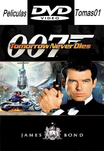 007 (18): El mañana nunca muere (1997) DVDRip