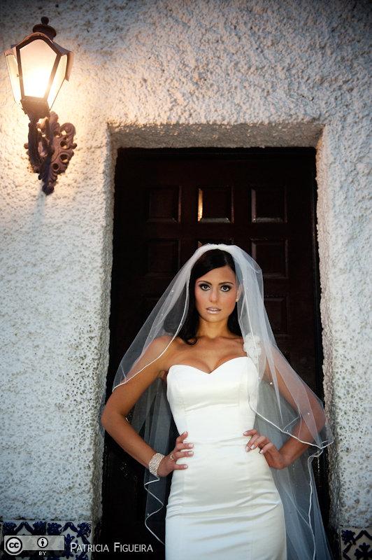Foto de casamento 0268 de Monique e Joel. Marcações: 04/09/2010, Casamento Monique e Joel, Fotos de Vestido, Rio de Janeiro, Vestido, Vestido de Noiva.