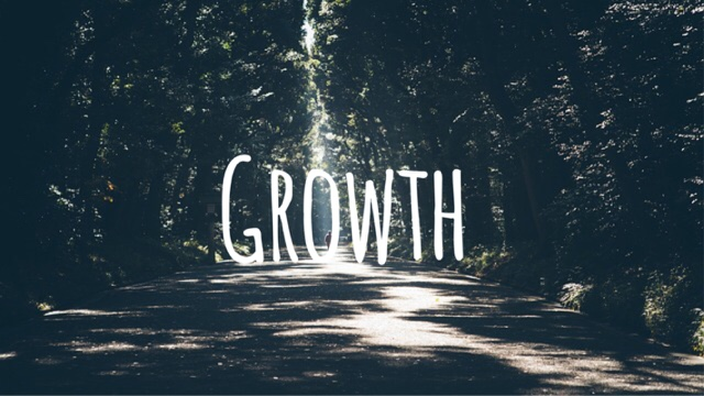 Word Of The Week: Growth