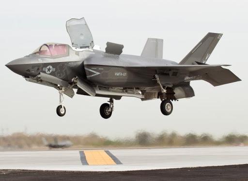 Jet Tempur F-35B