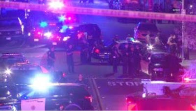 Two Cops shot 1 dead in California
