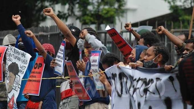 Surat Kepada Yan P. Mandenas DPR-RI Dari Rakyat Papua