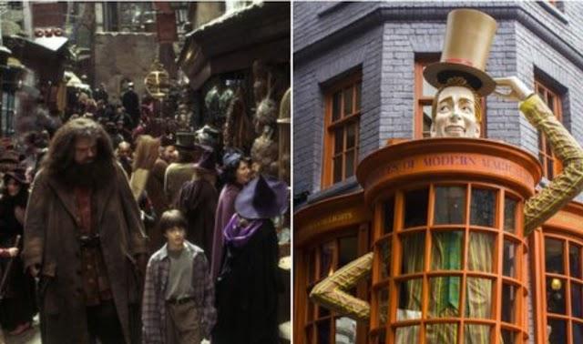 Harry Potter: 5 coisas que não fazem sentido no beco diagonal