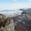 pogled s vrha Kleka
