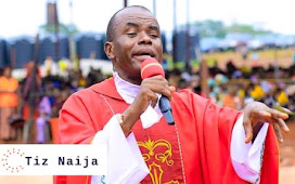 Breaking: I see More trouble ahead of Nigeria, if nothing is done urgently to avert it -Fr. Mbaka Warns