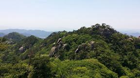 속리산 여적암~묘봉