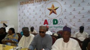 Stronger together: Dokpesi and others unveil new party APDA for 2019 elections
