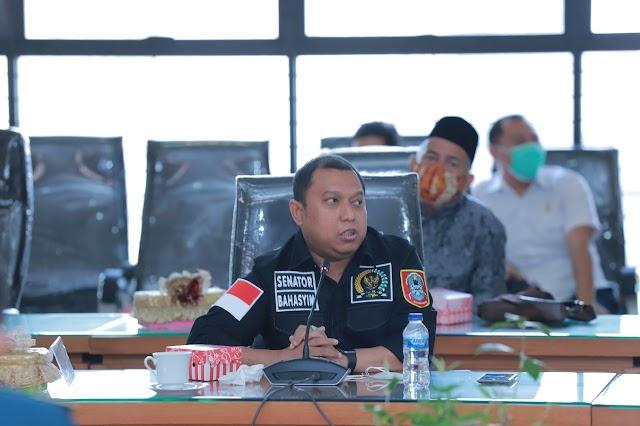 Habib Banua Sindir Wakil Rakyat Bertindak Selaku Ketua Pemenangan BirinMu