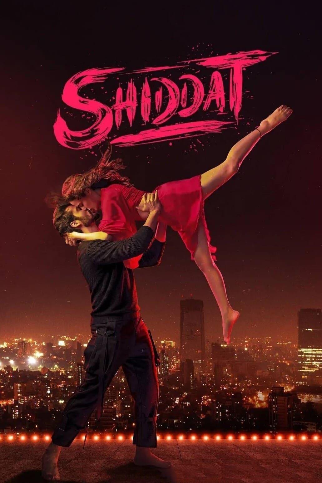 Poster Film Shiddat