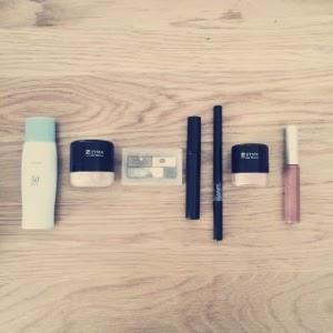 シンプルライフミニマリスト化粧品 メイク時間