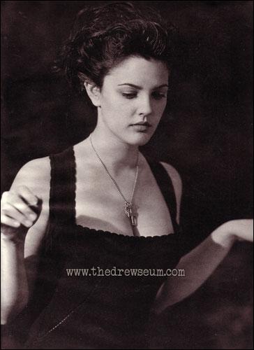 1126703d824 Magazines Update: Interview Us July 1992 Drew Barrymore & Jamie Walters