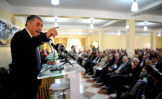 Ali Benflis conciliant