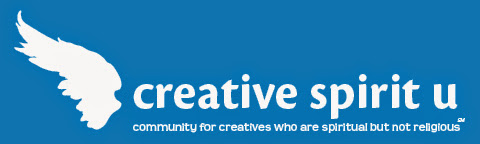 Creative Spirit U Logo (copyrighted) - http://creativespiritu.com