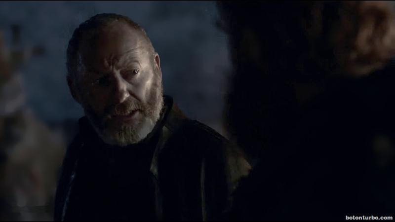 Tormund y Davos