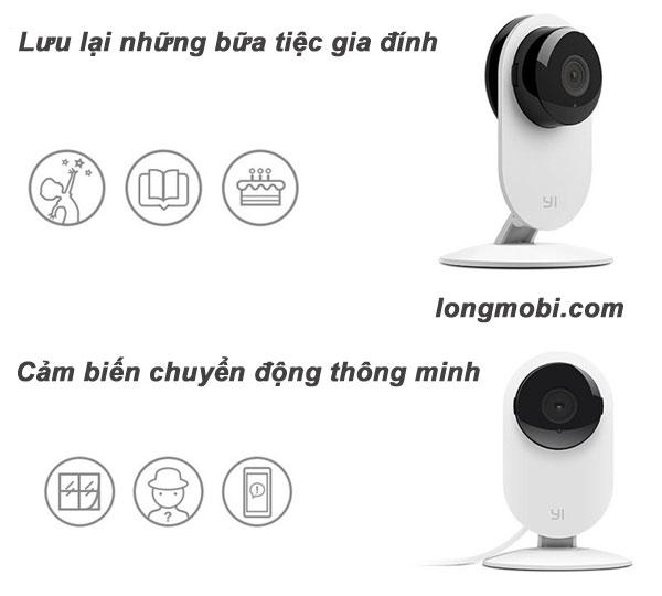 lắp đặt camera xiaomi yi giá rẻ tại Thái Nguyên