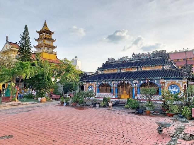 Chùa Phước Hưng - Chùa Hương