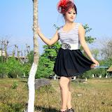 मिस गण्डकीका प्रतिस्पर्धीहरु, Photo: Umesh Pun / HKNepal.com