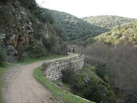 El cañón del Guadalix. Foto: sinpedrolosmejor.blogspot.com