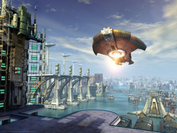 Abandoned Lands Of Fantasy, Fantasy Scenes 2