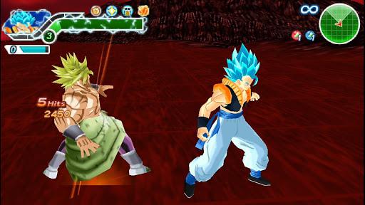 Descargar YA New Dragon Ball BUDOKAI TENKAICHI Tag Team MOD SUPER HEROES +MENU PERMANENTE (PPSSPP)