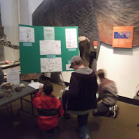 Geology Merit Badge Clinic at Burke Museum - DSCF1141.JPG