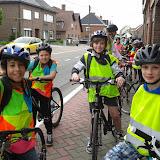 6de lj sportdag fietstocht (05/12)
