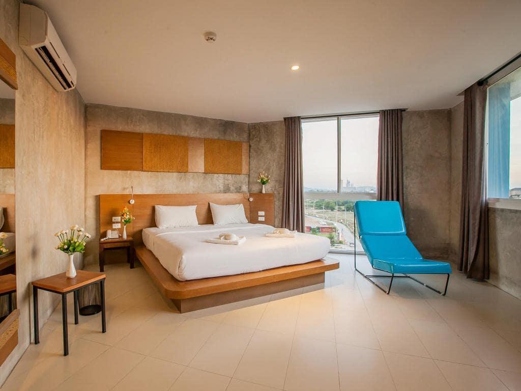 รีวิว!! 10 โรงแรมหลักร้อย พัทยา ใกล้ทะเล ราคาเริ่มต้นแค่ 417 บาท