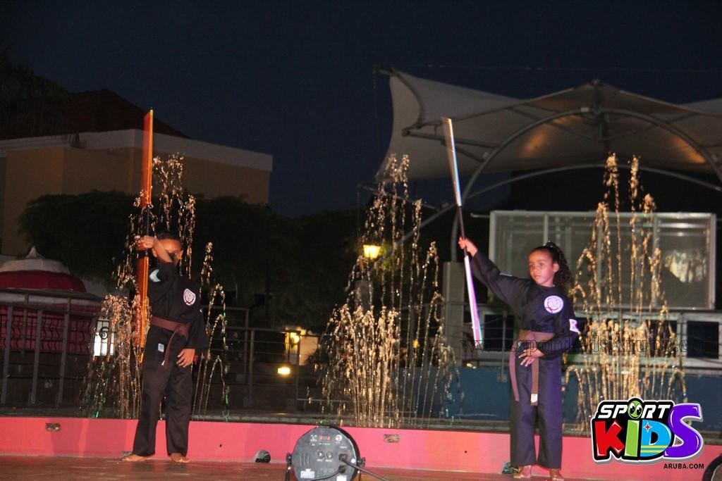 show di nos Reina Infantil di Aruba su carnaval Jaidyleen Tromp den Tang Soo Do - IMG_8727.JPG