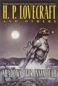 Cover of Howard Phillips Lovecraft's Book The Shadow Over Innsmouth