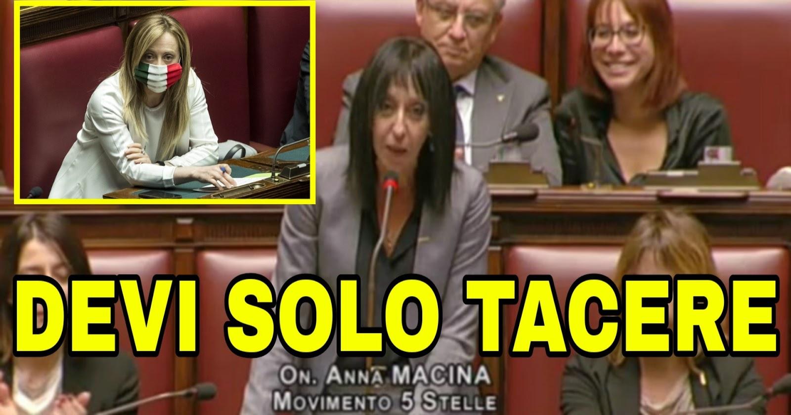 La 5Stelle umilia Giorgia Meloni: «Sul reddito di cittadinanza dovrebbe solo tacere» e non deve offendere gli italiani che lo percepiscono.