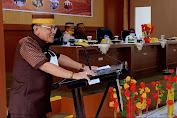 Pembina Yayasan Sulapa Eppa'E Sulsel Buka Secara Resmi Diklat Angkatan VI Tahun 2021 SBB Latemmamala Soppeng