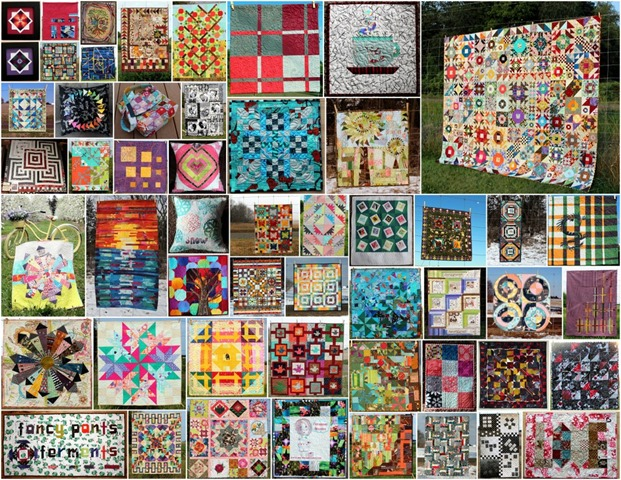 2015 Quilt Finishes