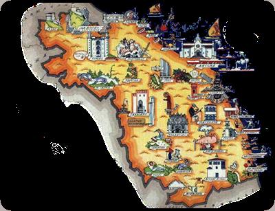 Il panorama museale della regione marche incredibilmente for Marche mobili italiani