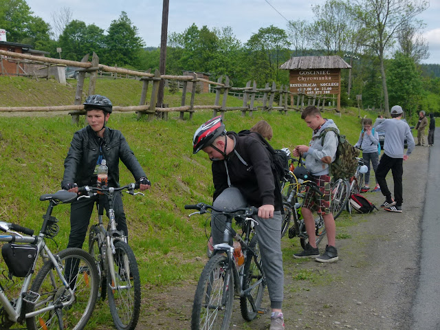 Wycieczka rowerowa Olchowiec - P1150992.JPG