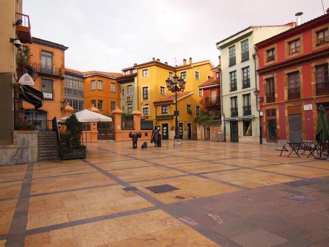 Plaza de Trascorrales