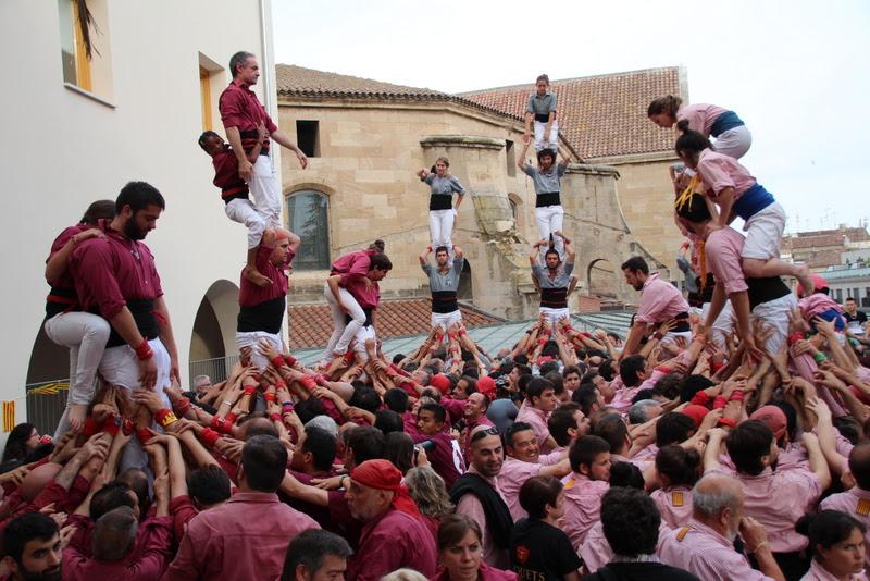 Actuació Festa Major Castellers de Lleida 13-06-15 - IMG_2250.JPG