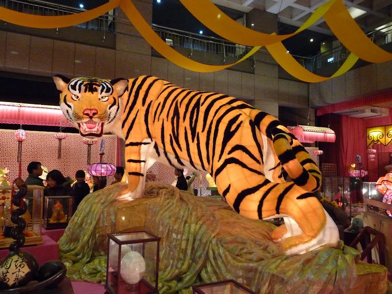 Faut il rappeler que nous sommes dans l' année du tigre