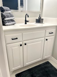 Boys' Bathroom Update with Walmart Home