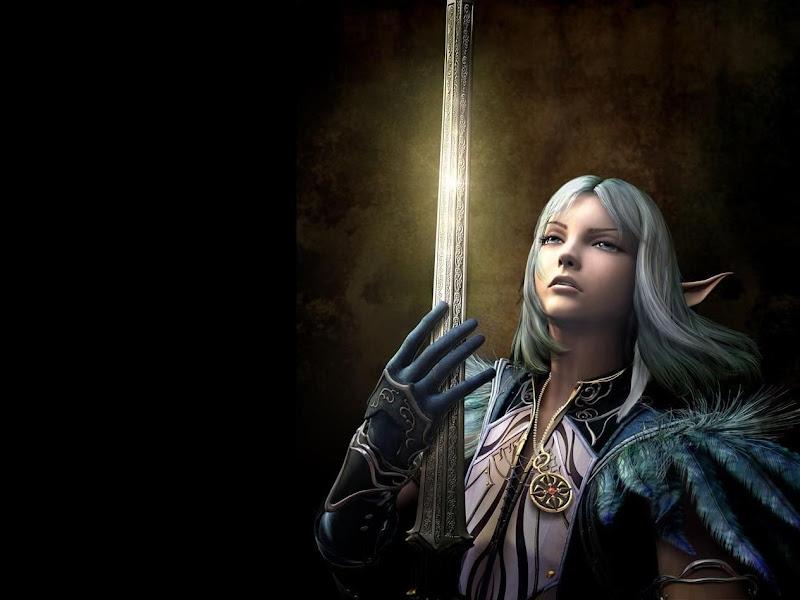 Pretty Mage Of Wizdom, Elven Girls 2