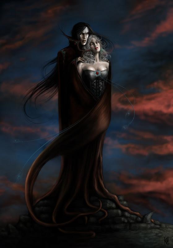 Poison Roots By Mindofka, Vampire Girls 2