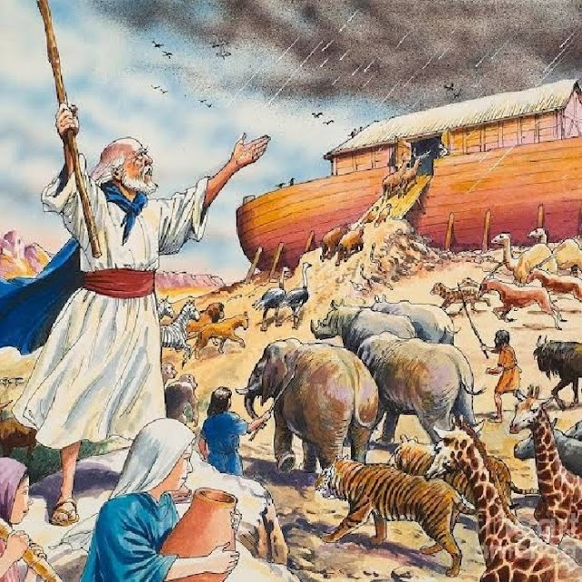 BE HONEST!! If You Were Noah, Which Animal You Wouldn't Allow Into The Ark?