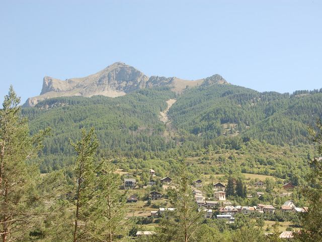 Colmars-les-Alpes (Alpes-de-Haute-Provence). Photo : T. Laugier