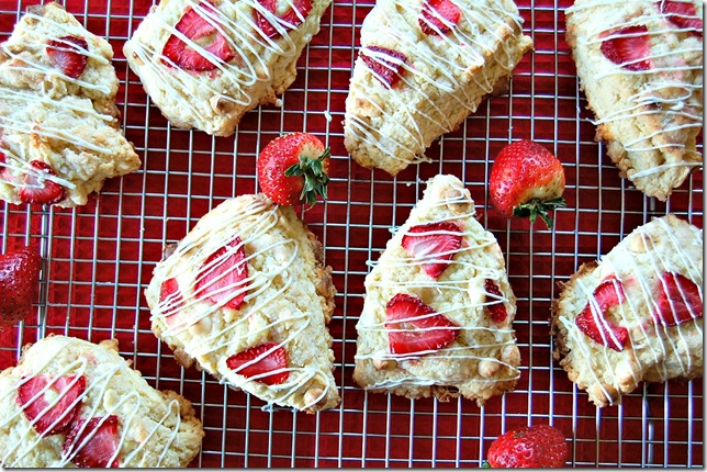 Strawberry Scones2