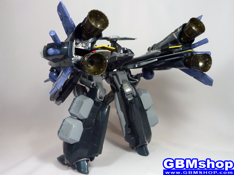 Macross Frontier VF-25S Armored Messiah GERWALK Mode Renewal Version
