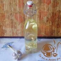 olej czosnkowy