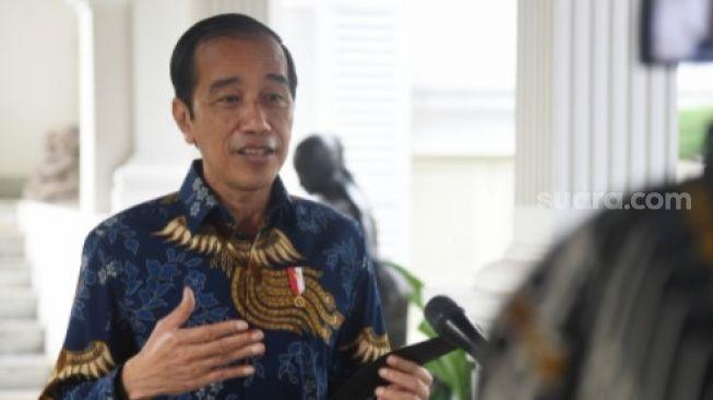 Disebut Planga-plongo hingga Bapak Bipang, Jokowi Ngaku Tak Ambil Pusing