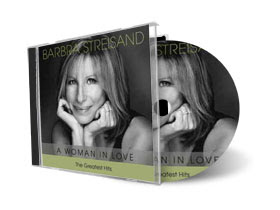 Barbra Streisand The Greatest Hits A Woman In Love Barbra Streisand – The Greatest Hits: A Woman In Love